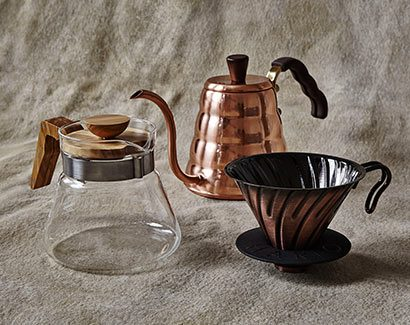Equipment from London Grade Coffee